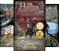 The Morus Chronicles (4 Book Series)