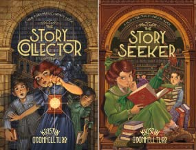 The Story Collector (2 Book Series)