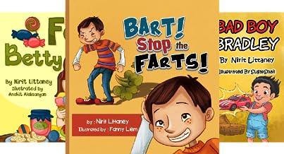 Happy Children Books Collection (4 Book Series)