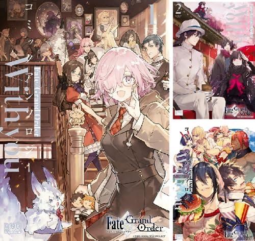[まとめ買い] Fate/Grand Order コミックアンソロジー With youの詳細を見る