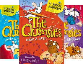 The Clumsies (6 Book Series)