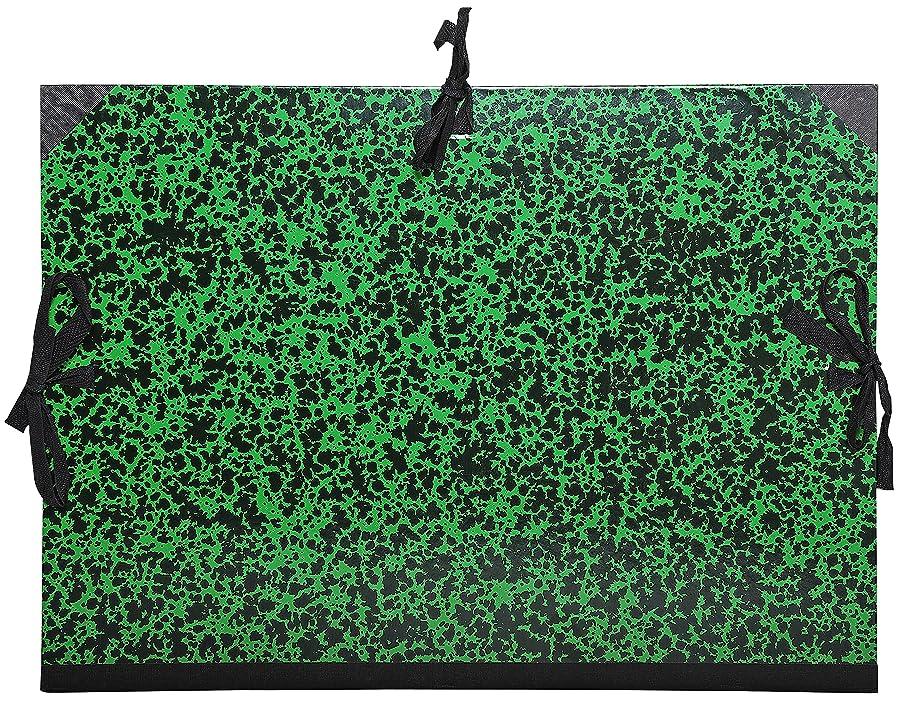 Exacompta 47 x 62 cm Portfolio - Green