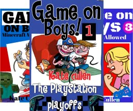 Game on Boys Series (6 Book Series)