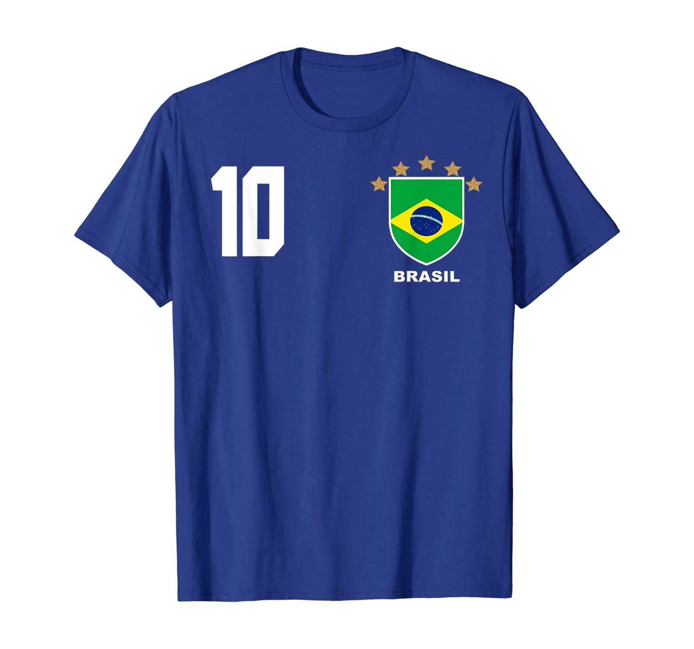 Brasil Brazil Futebol Soccer Jersey Shirt