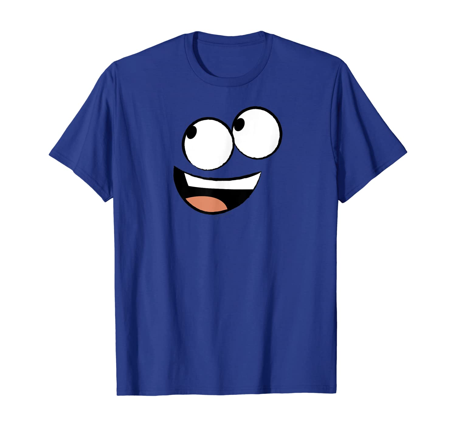 Foster's Home for Imaginary Friends Blue Face T-Shirt