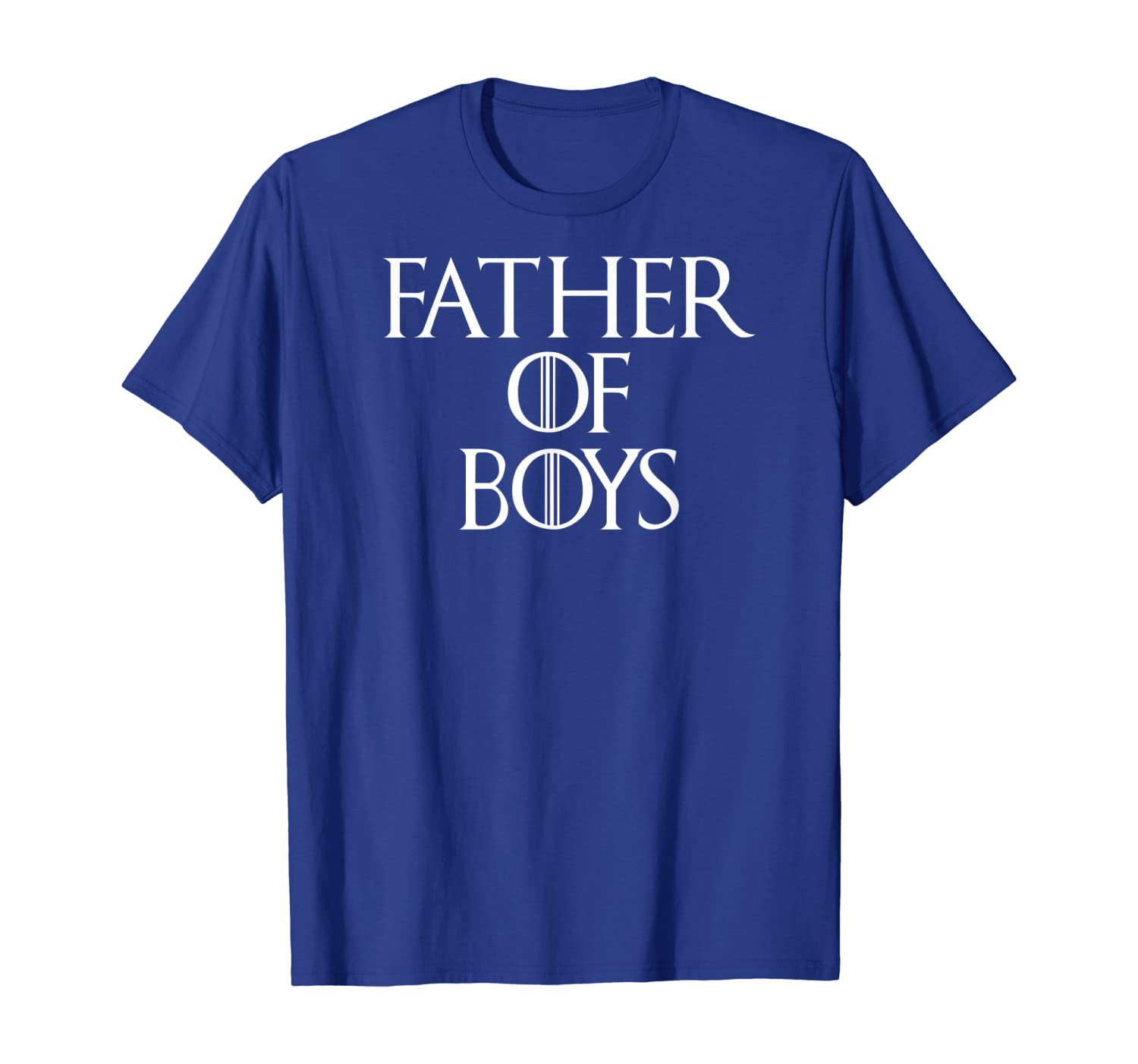 Mens Funny Dad Father Of Boys Tshirts And Tops Handsome Boy Daddy T-shirt - Dad Tshirt Up To 5xl