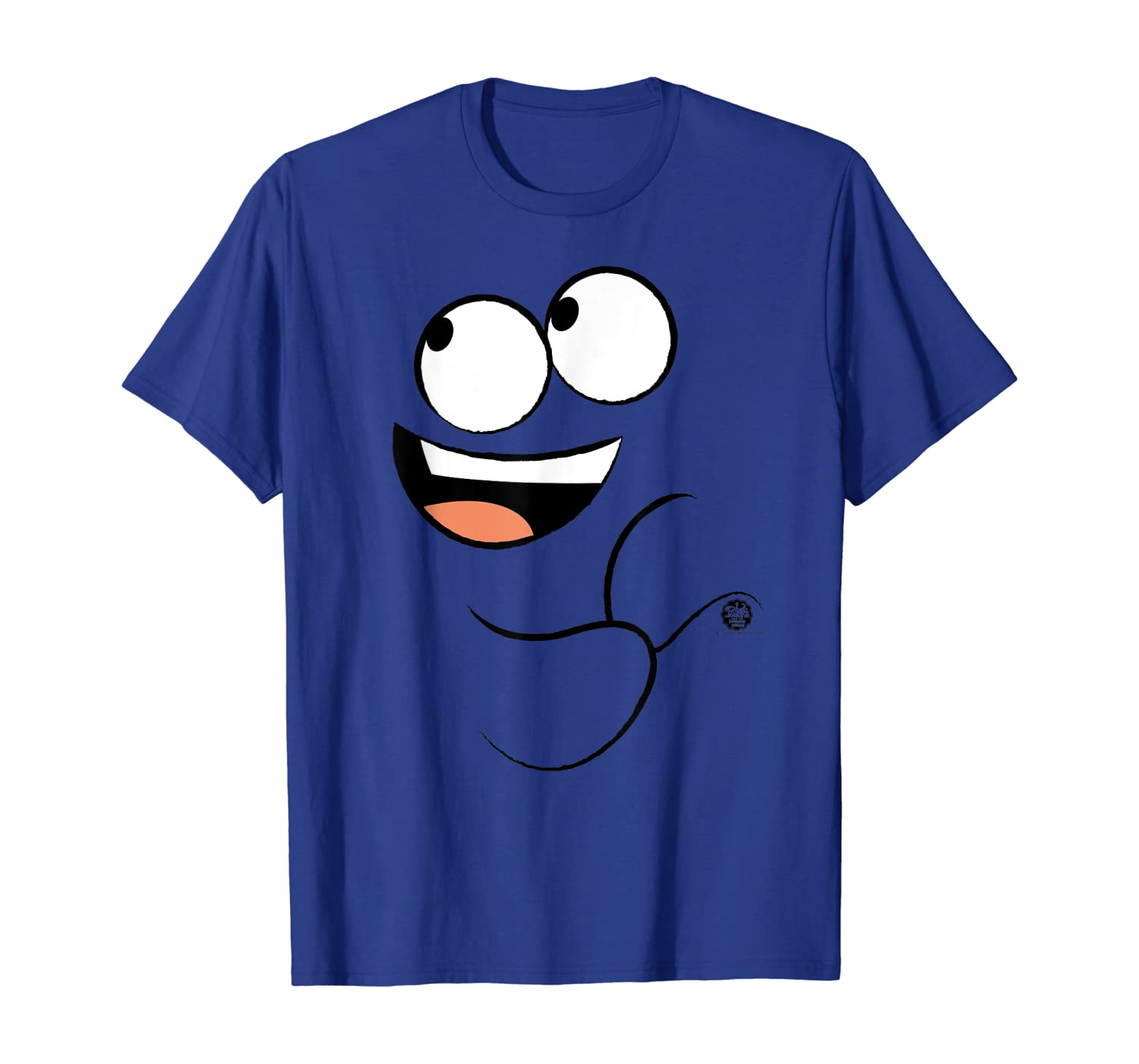 Foster's Home for Imaginary Friends Blue Smile T-Shirt