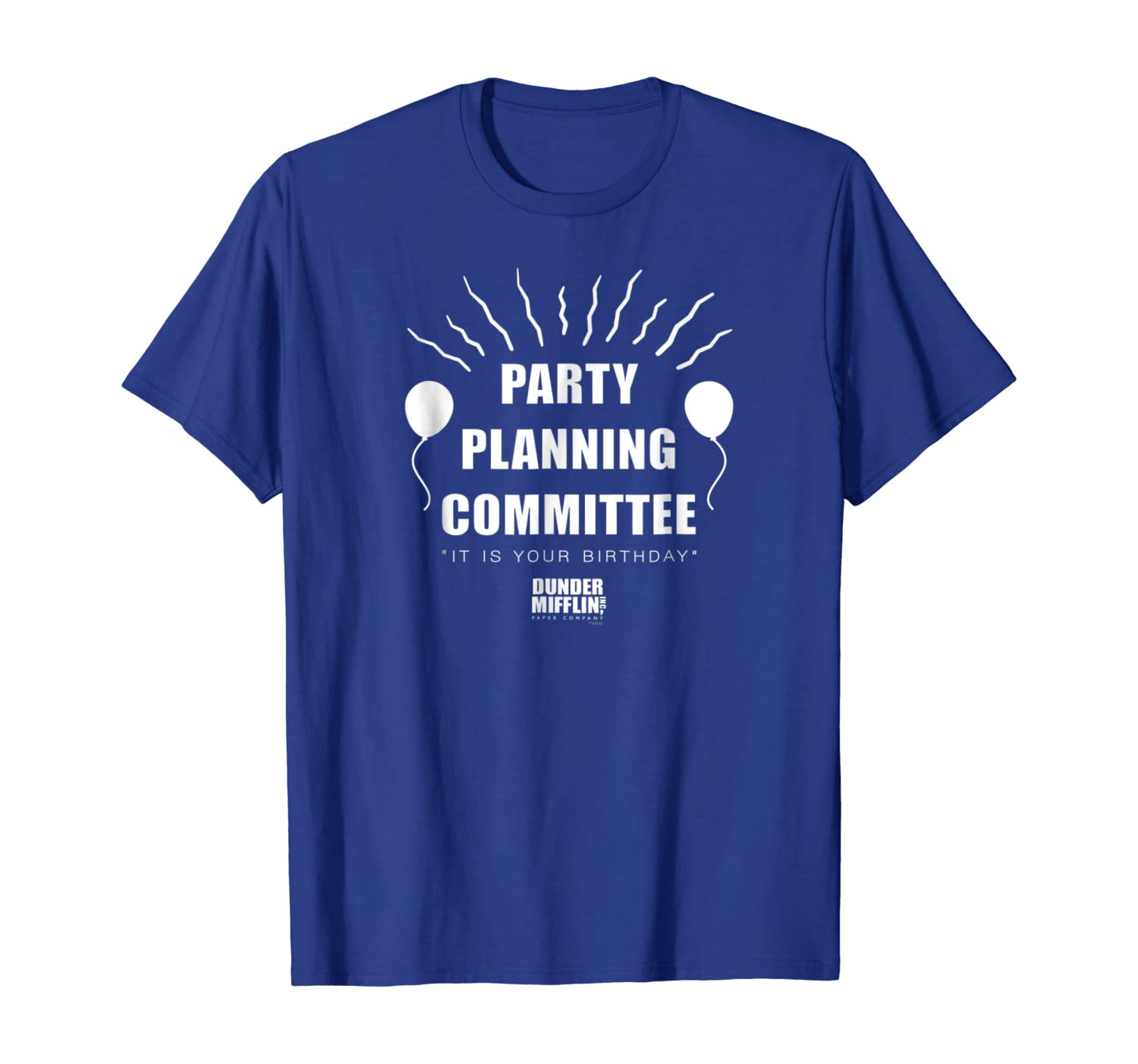 The Office Party Planning Committee Premium Short Sleeve Tee