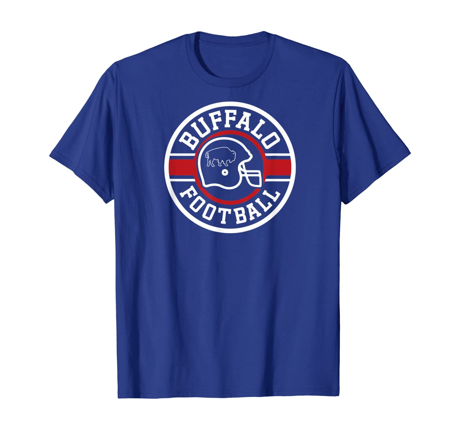 Vintage Buffalo-Football New York Sports Gift T-Shirt