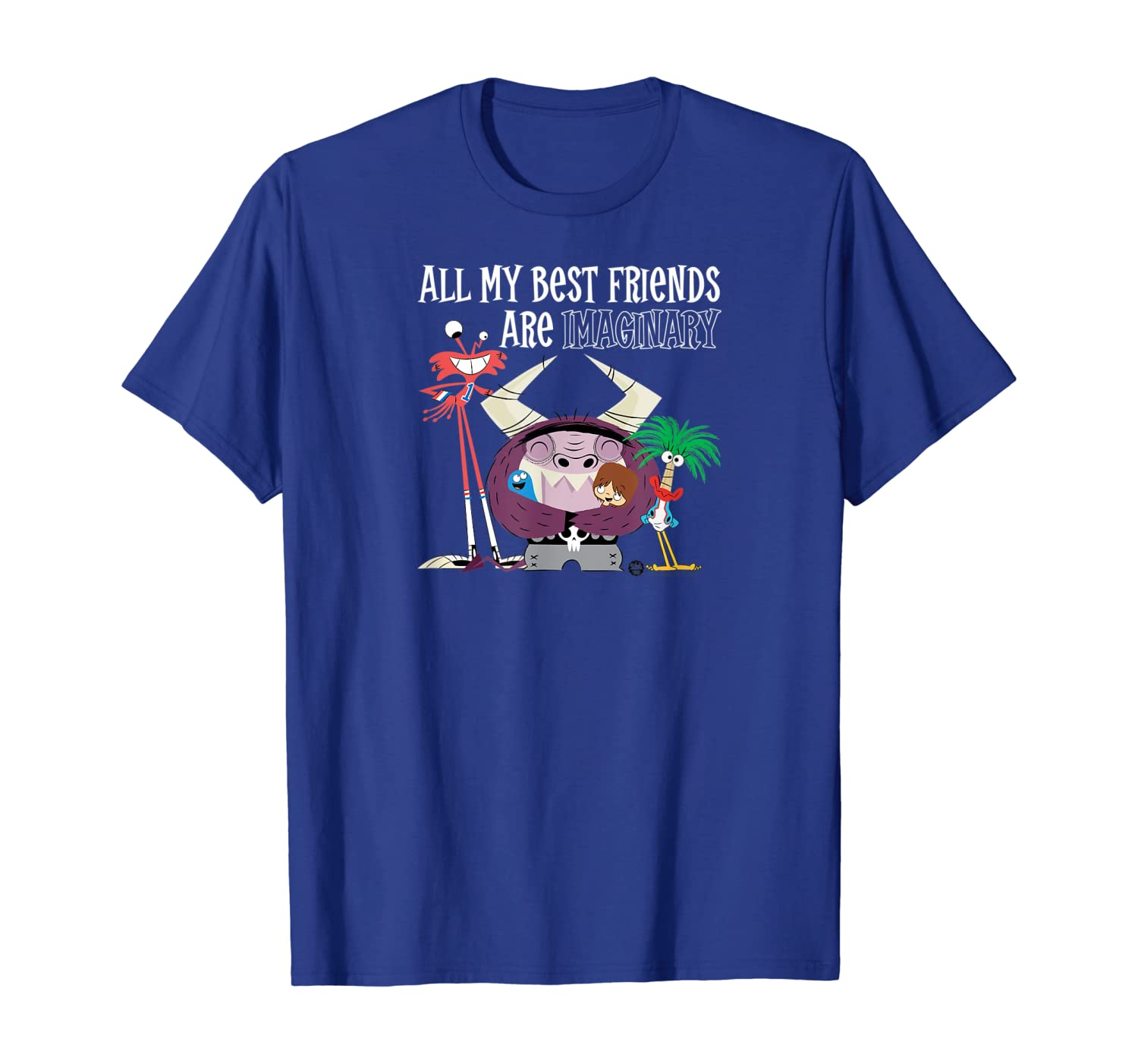 Foster's Home for Imaginary Friends Imaginary Friends T-Shirt