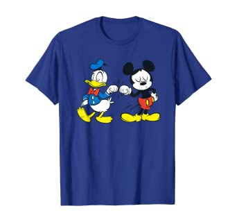 Disney Mickey Mouse and Donald Duck Best Friends T-Shirt