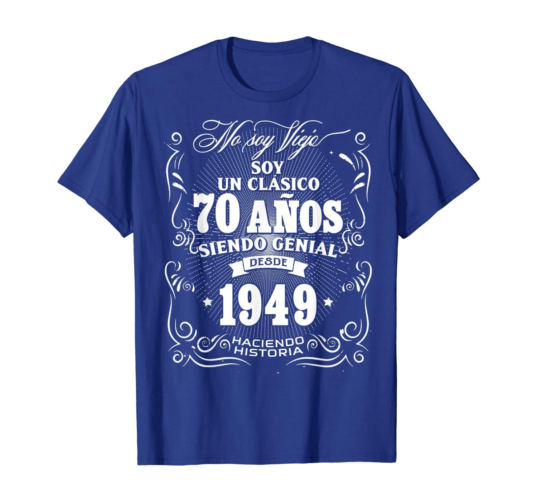 Amazon.com: Mens 70th Birthday gift for Men in Spanish ...