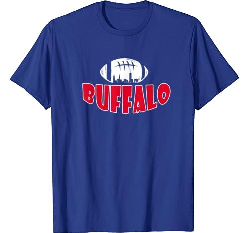 Buffalo Football | Vintage New York Bills Mafia Fan Gift T Shirt
