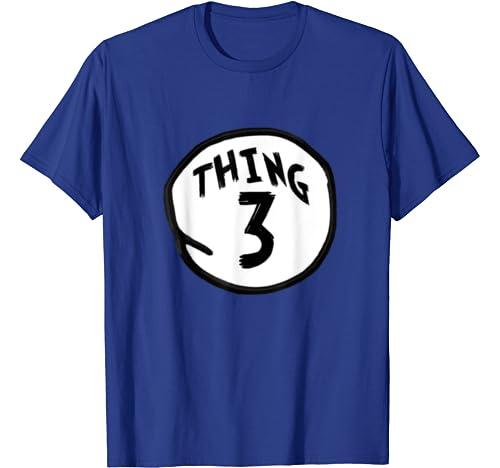 Dr. Seuss Thing 3