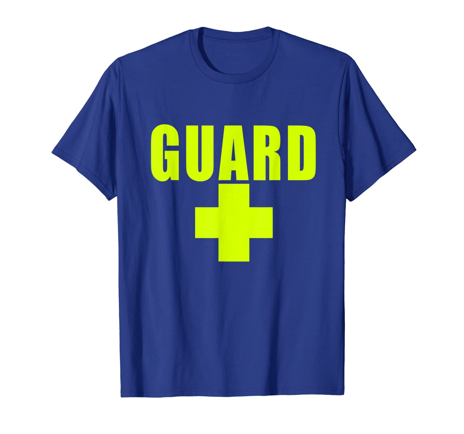 Lifeguard Top for Men Boys Red and Other Color T-Shirt-ANZ