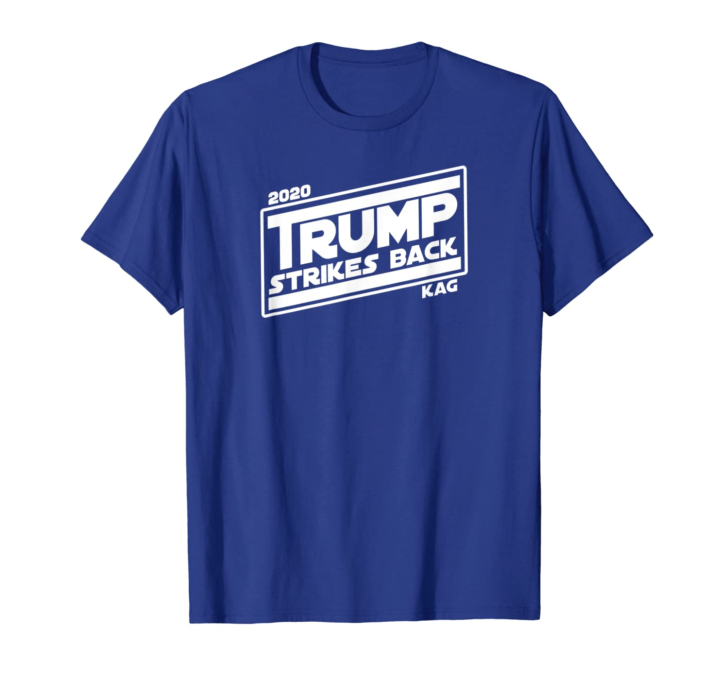 2020 TRUMP STRIKES BACK KAG Funny Political T-shirt Ver. 1W-TH