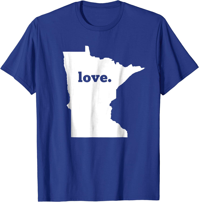 Minneapolis Minnesota Unisex Youth Shirts T-Shirt Tee