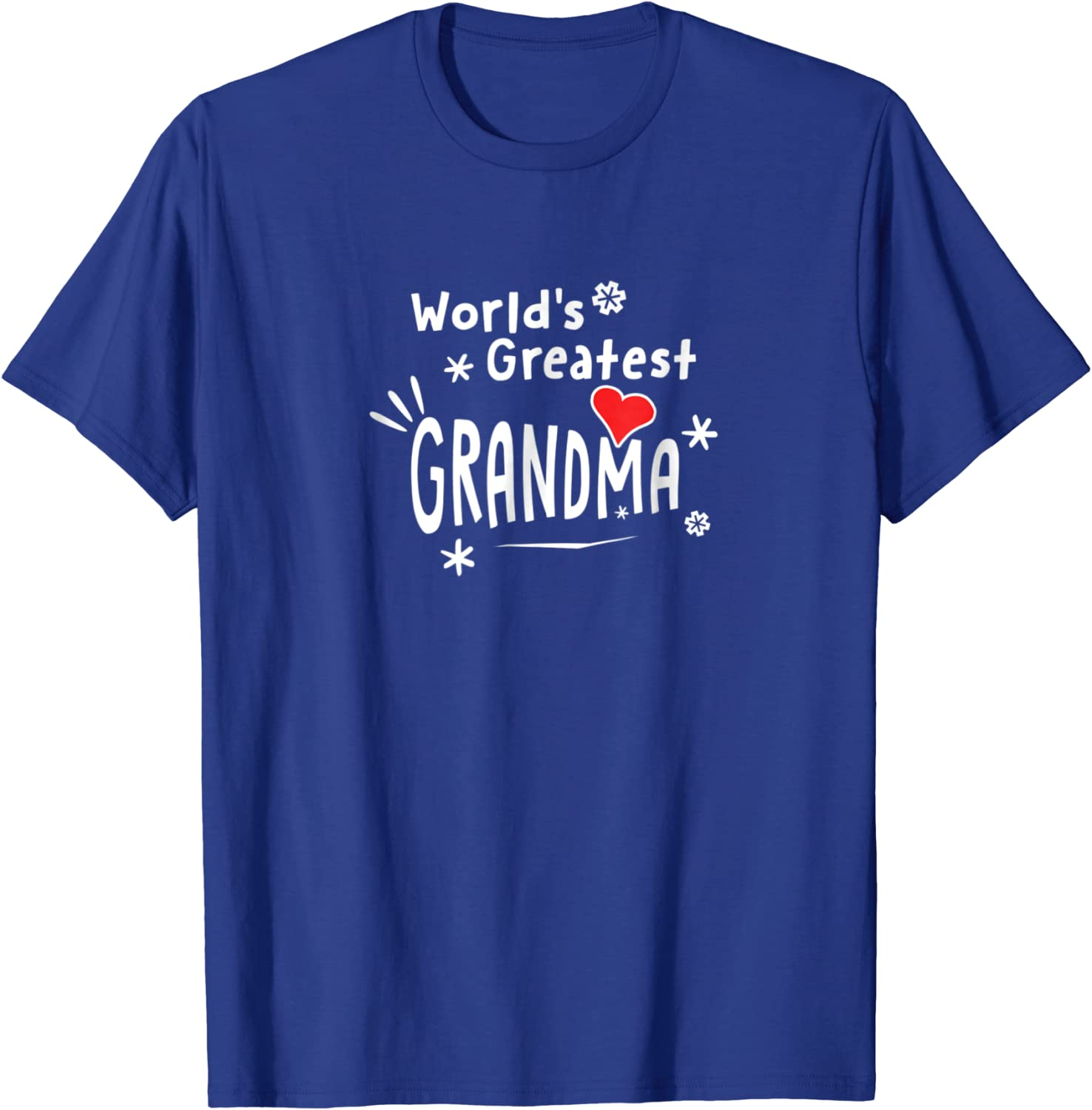 WORLDS GREATEST GRANNY T-shirt Mothers Day Love Gift Long Sleeve Tee