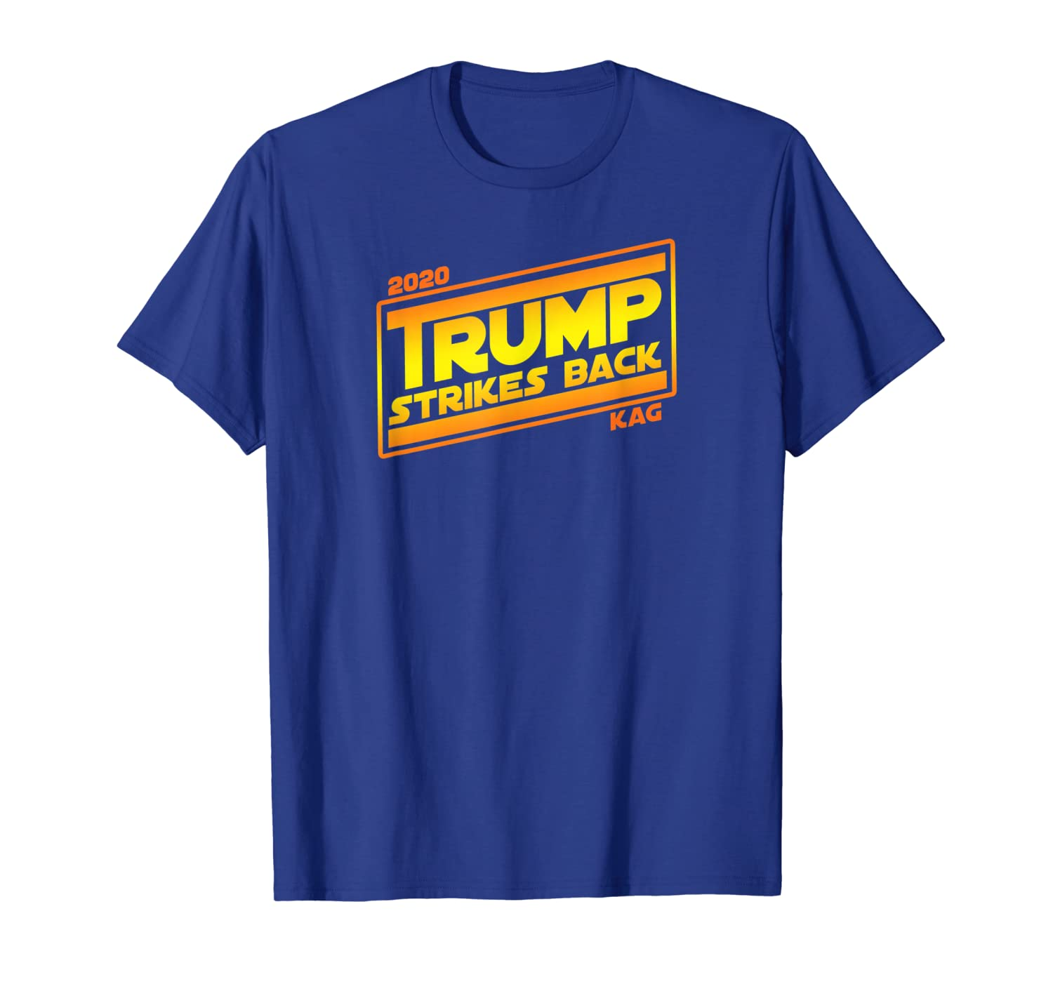 2020 TRUMP STRIKES BACK KAG Funny Political T-shirt Ver. 1C-TH