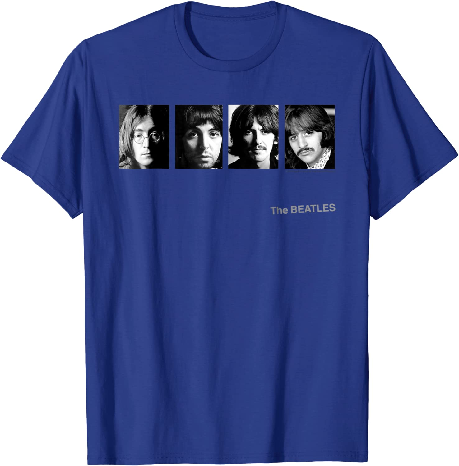 The Beatles At Face Value T-Shirt