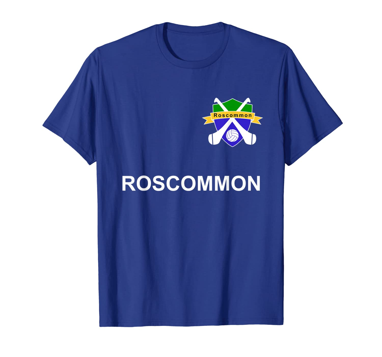 best sneakers f8faf ba392 Amazon.com: Roscommon GAA Jersey Shirt: Clothing