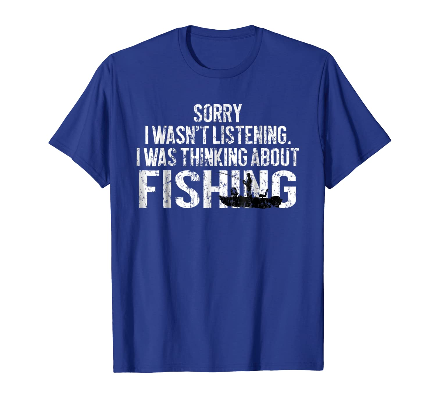 Fishing Funny Shirt Sarcasm Quotes Joke Hobbies Humor Unisex Tshirt