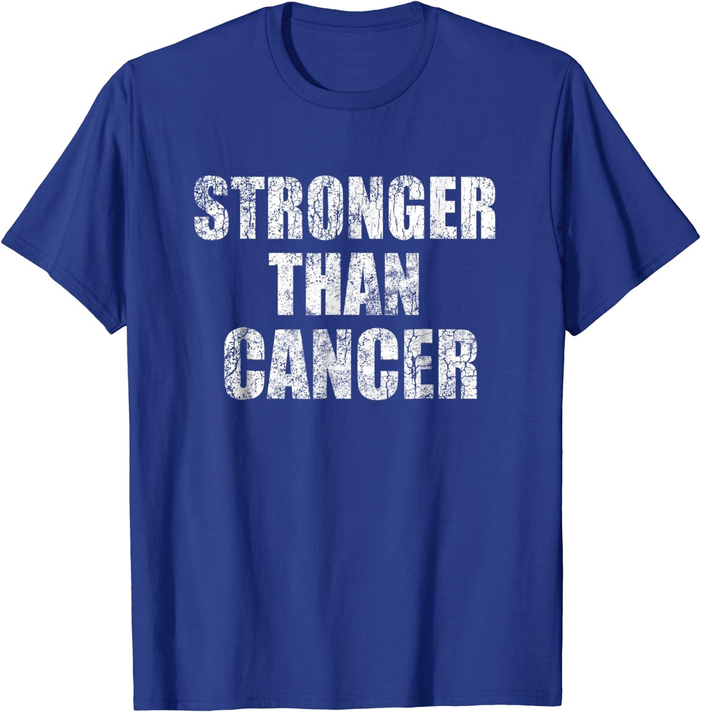 Cancer Support Cancer shirt Cancer Shirt Fight With Cancer Breast Cancer Shirt Stronger Than Cancer Shirt Hope Shirt Motivation Shirt