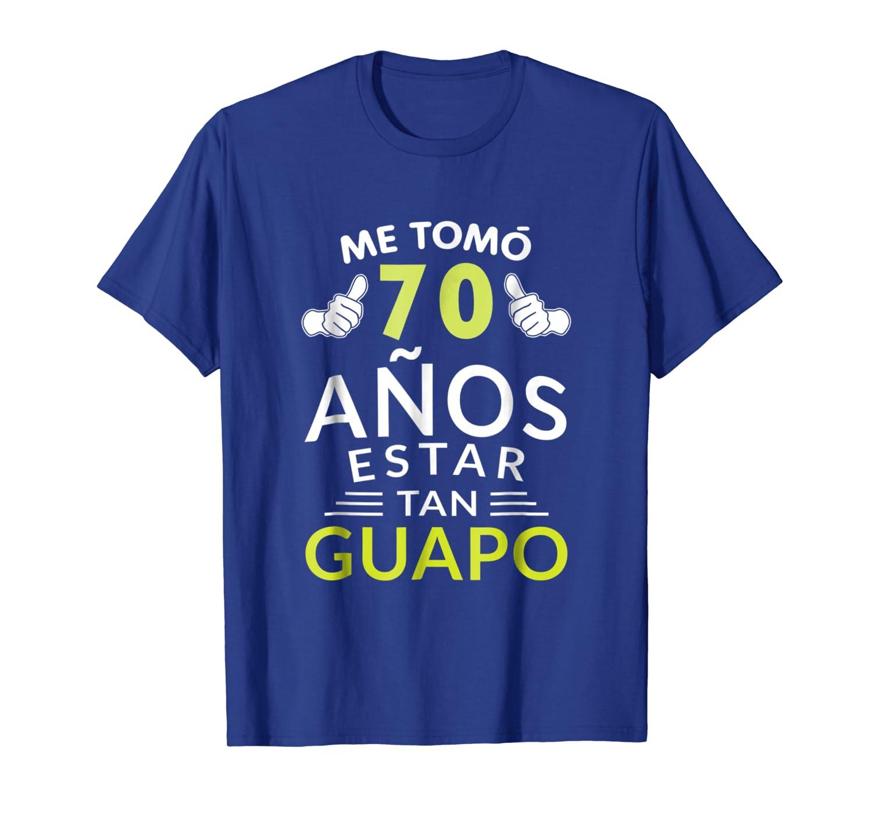 Amazon.com: Mens Hombre PLayera Cumpleanos 70 1949 70 Anos ...