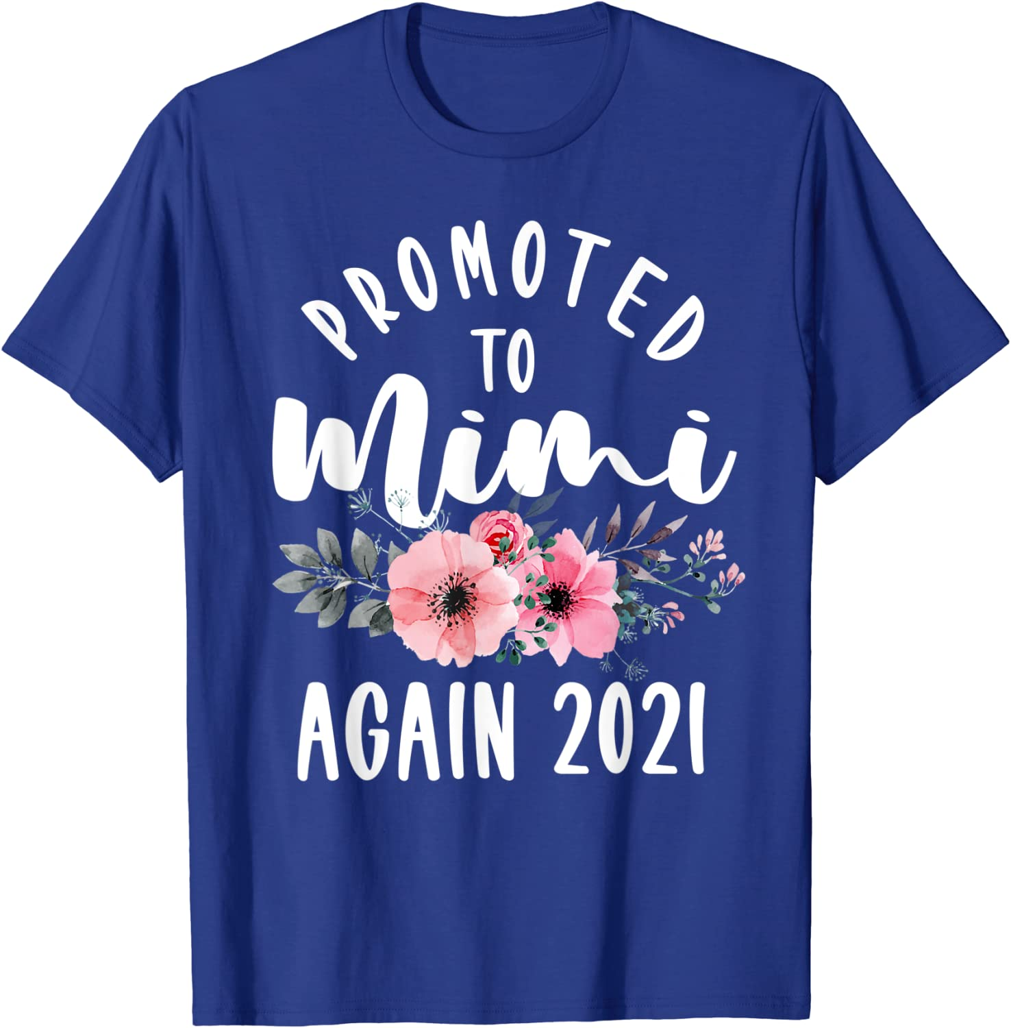 Mimi Shirt Promoted To Mimi T-shirt Pregnancy Announcement Gift Gift For Mimi Mimi T-shirt Mother/'s Day Gift