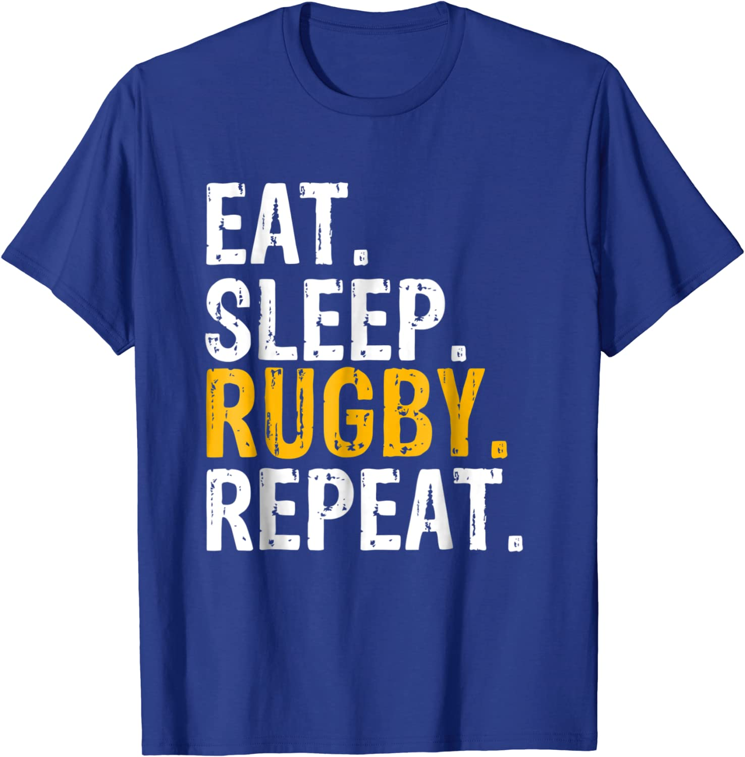 Eat Sleep Rugby Repeat Gift T-Shirt-ANZ