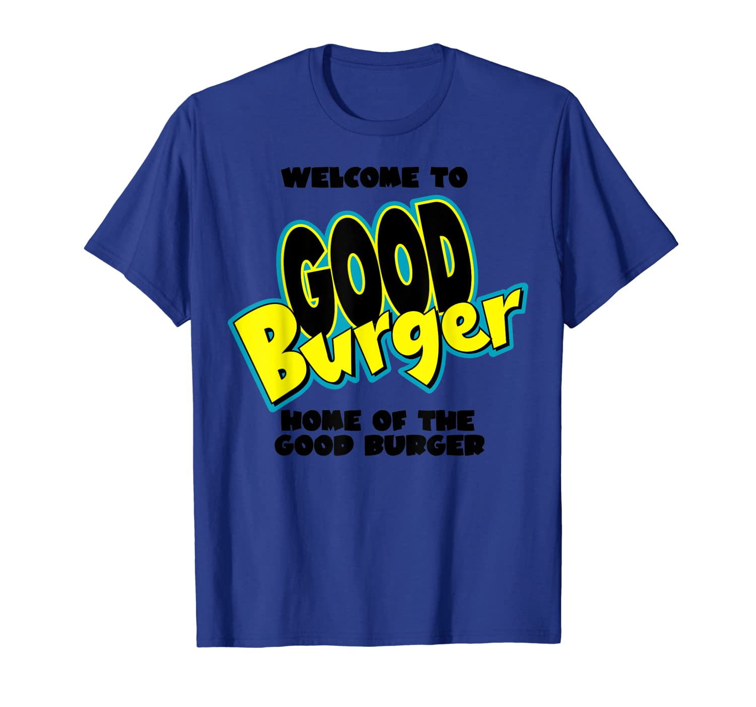 Nickelodeon Home of the Good Burger T-Shirt