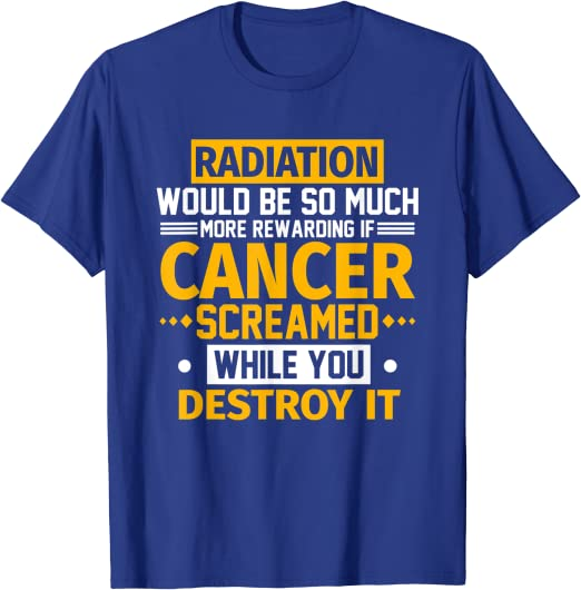 Cancer Research T-shirt in Small.We/'ll Donate 10/% To Cancer Research.