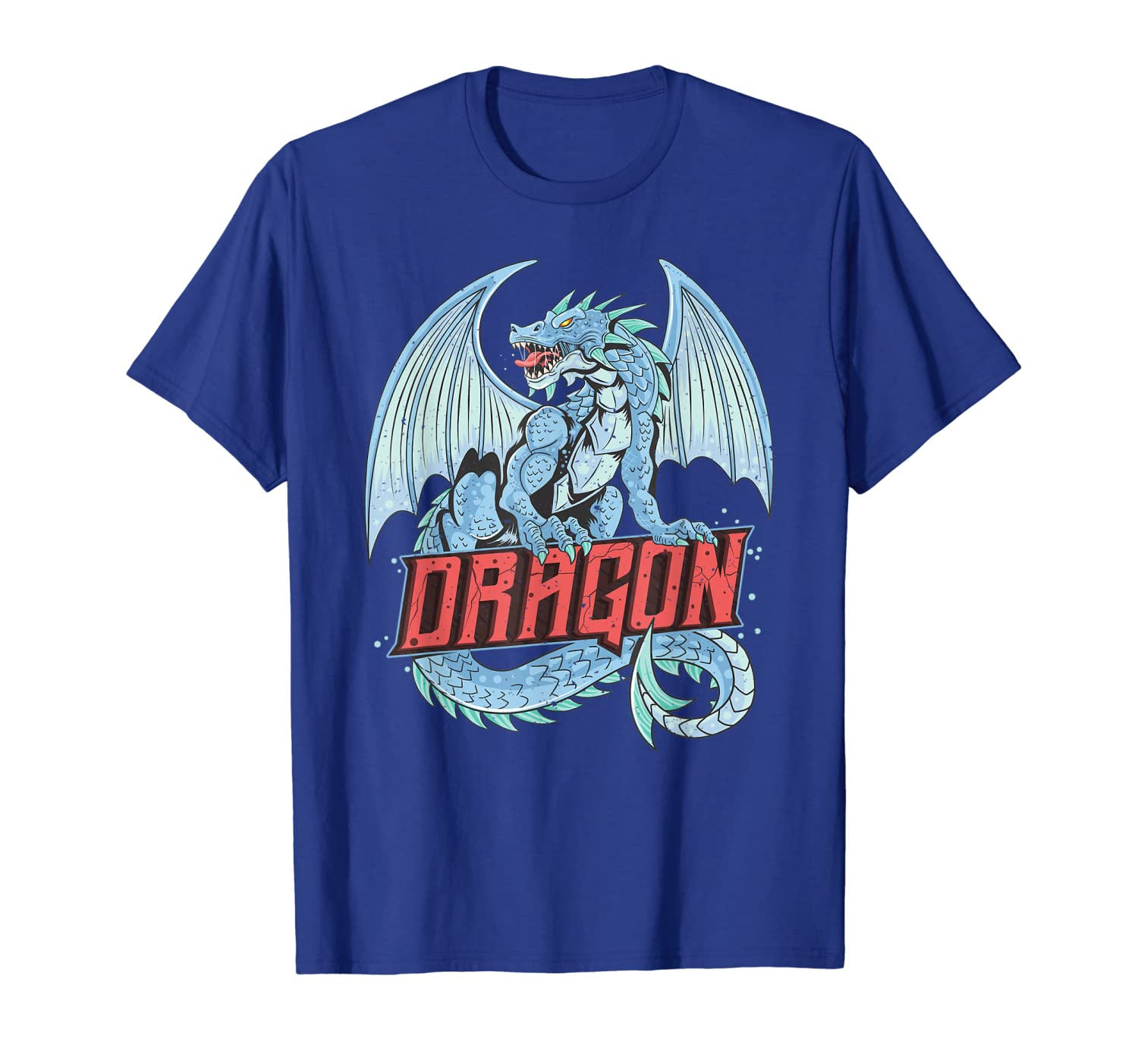 Dragon Shirt King Or Queen Anime Throne Dragon T-Shirt-TH