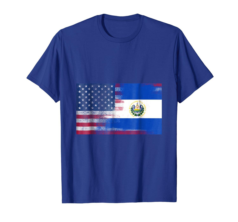 Amazon.com: American mitad Salvador Salvadoreño mitad ...