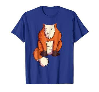 Amazon.com: Fox playera de disfraces para Halloween Fox ...