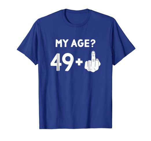Amazon Funny 50th Birthday Shirt
