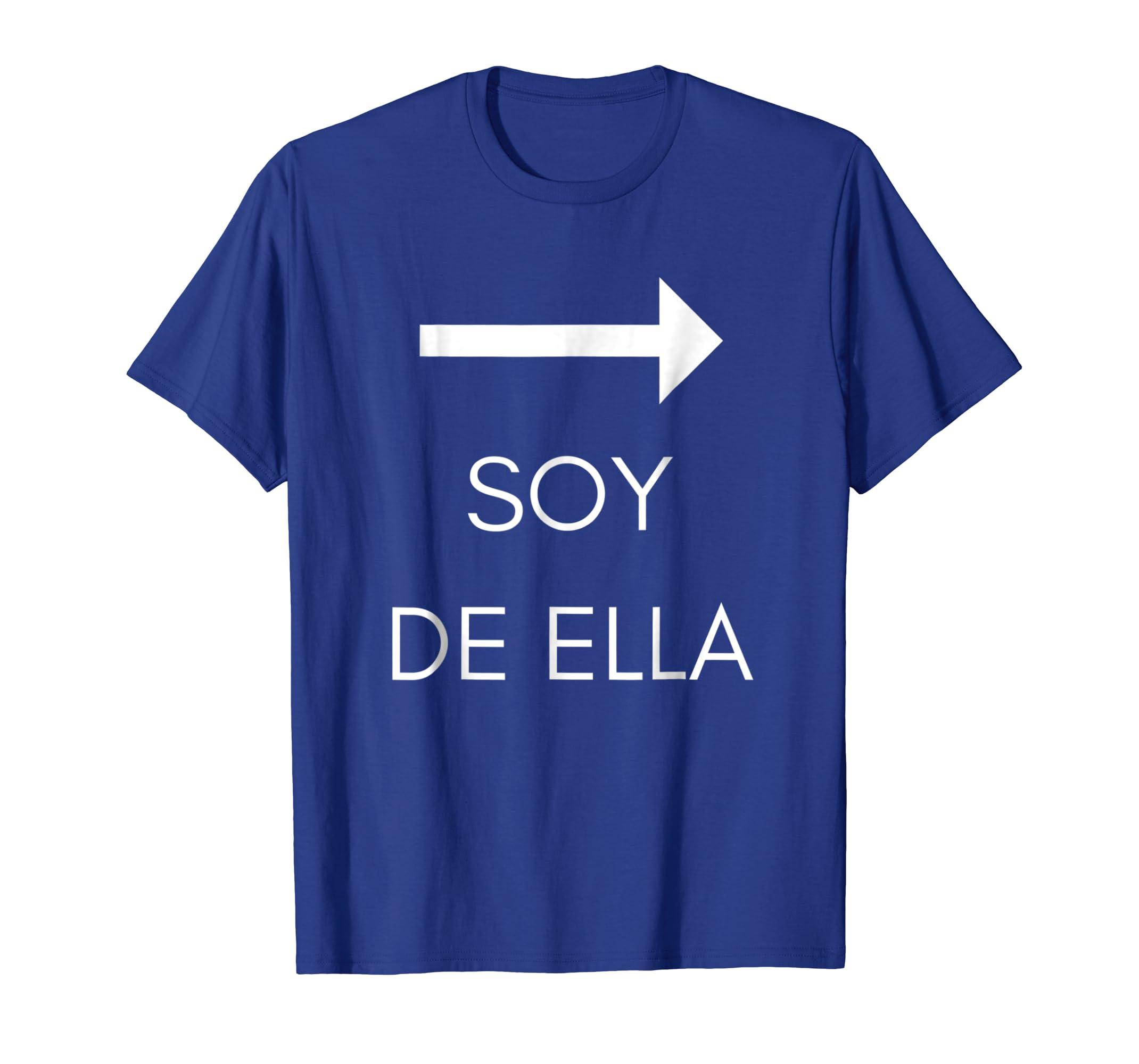 Amazon.com: Mens Playeras para Parejas - Camiseta para Parejas para El: Clothing