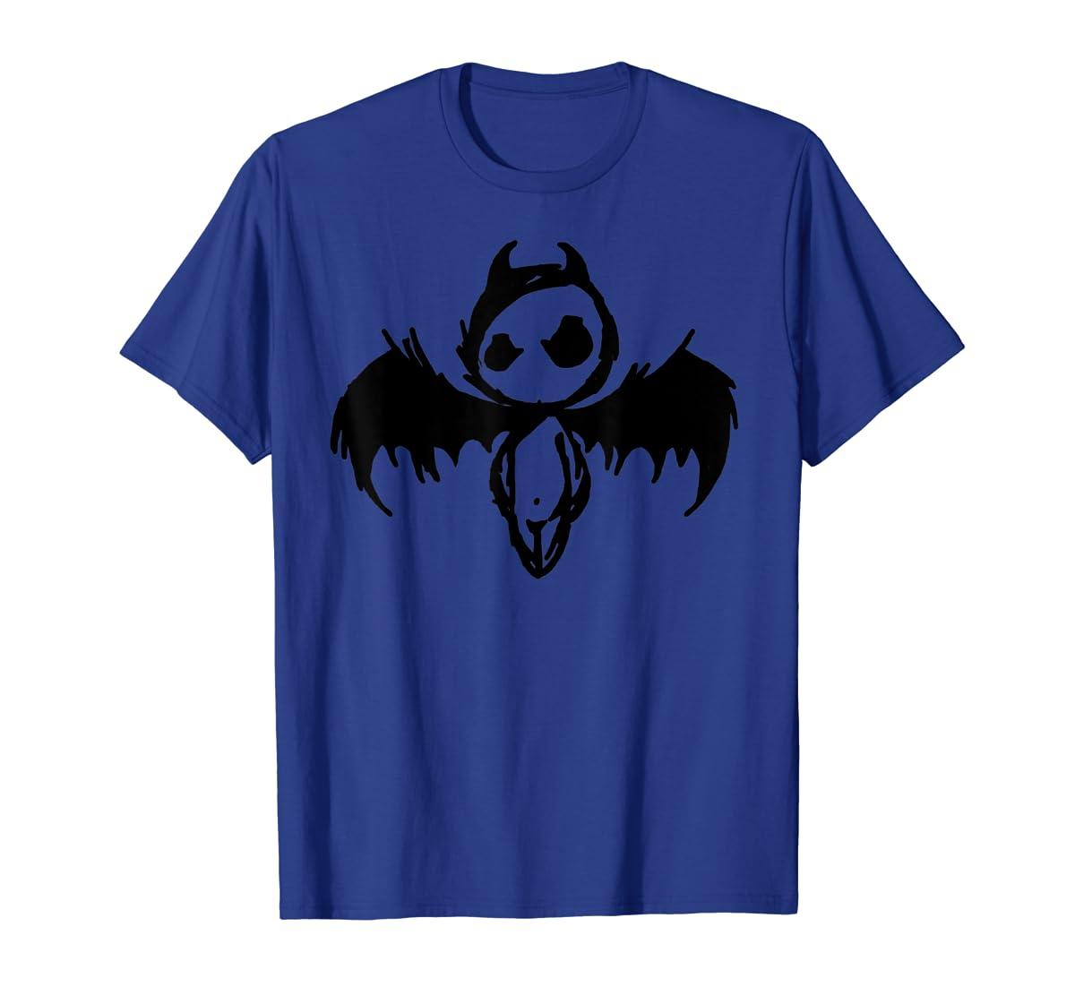 Cute Demon Vintage Couple Matching Halloween Party Costume  T-Shirt-Men's T-Shirt-Royal