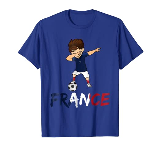 Image Unavailable. Image not available for. Color  France 2018 Football Kit  Shirt ... 50b800265