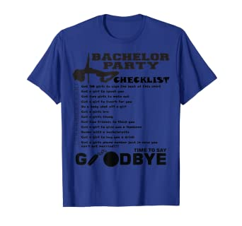 c37b3b43 Image Unavailable. Image not available for. Color: Mens Bachelor Party Shirt  ...