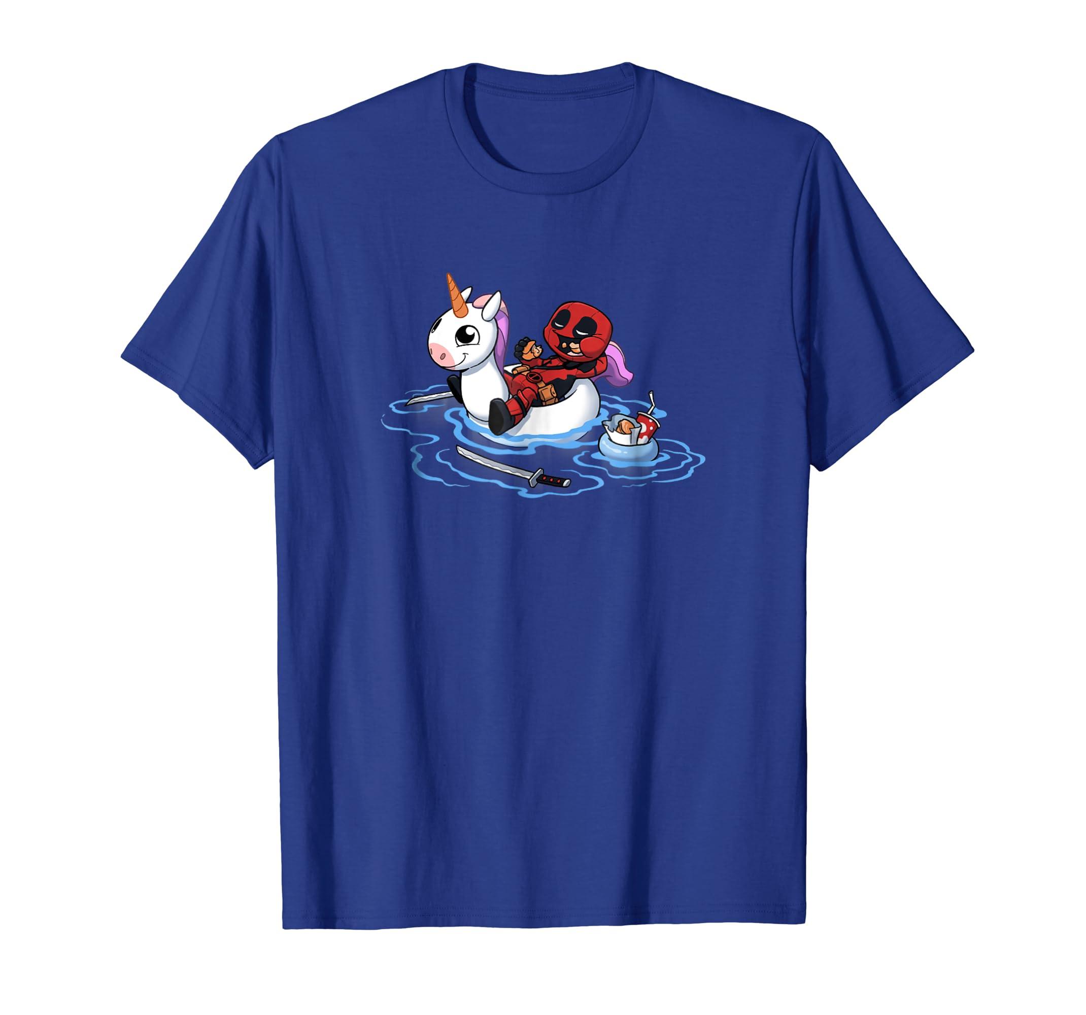 Shirt.Woot: Dead + Pool T Shirt-azvn
