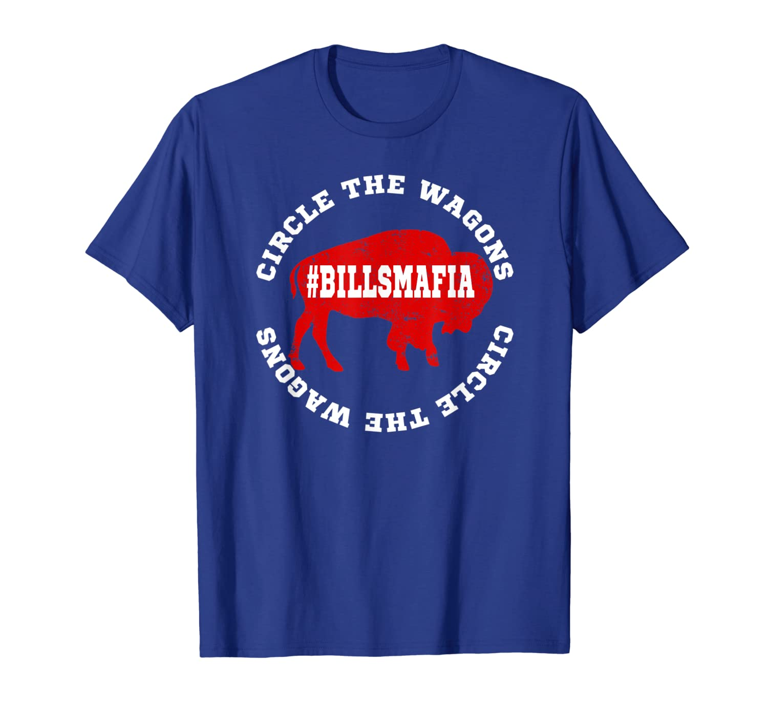 hot sale online b8edf b809f Bills Mafia Buffalo Football Fans Circle the Wagons Gift