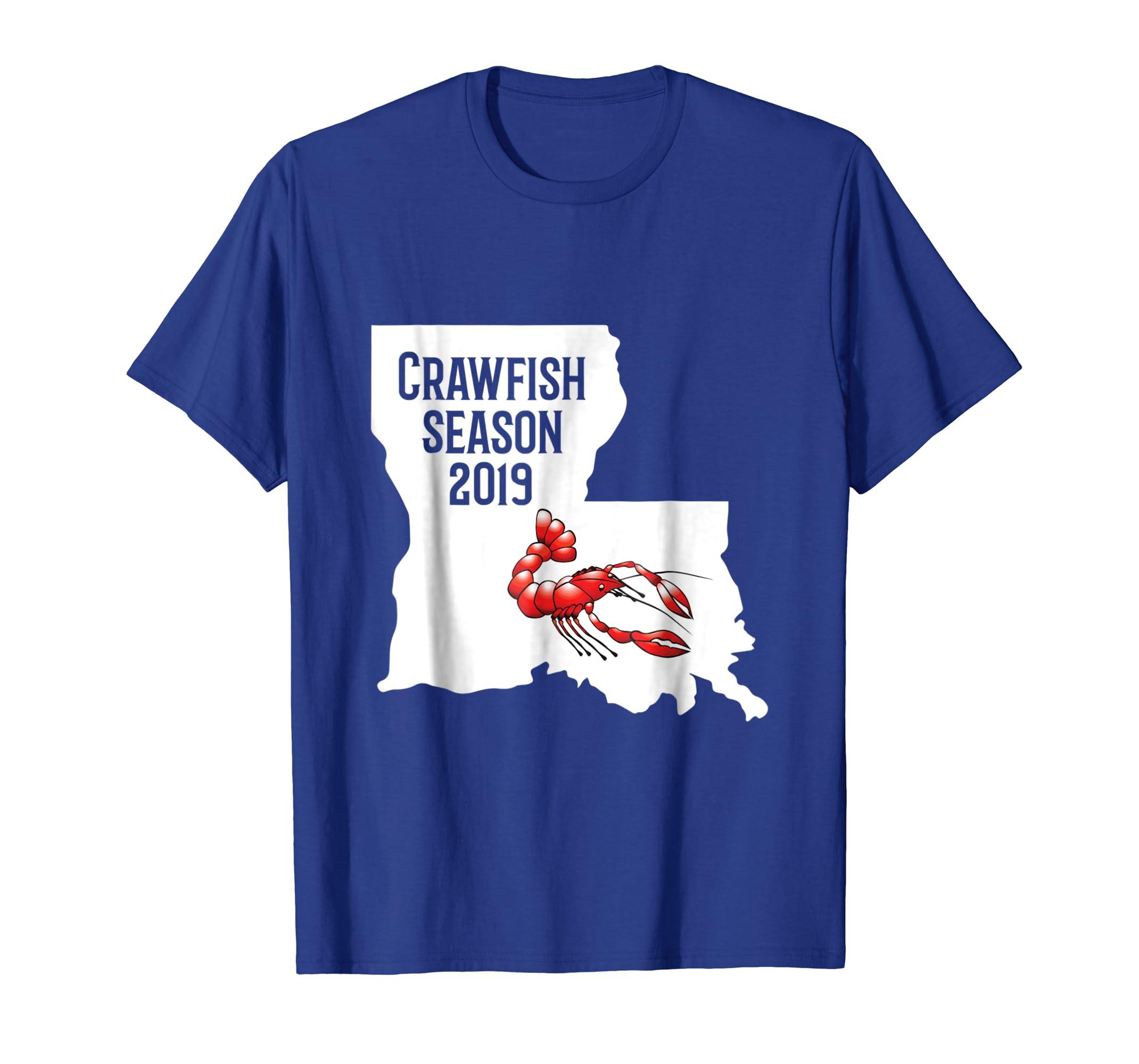 Amazon com: Crawfish Shirt Gift Crayfish Louisiana Crawfish Season