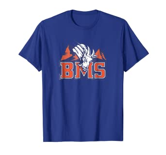 fdfb1dae2 Amazon.com: Blue Mountain State T-Shirt: Clothing