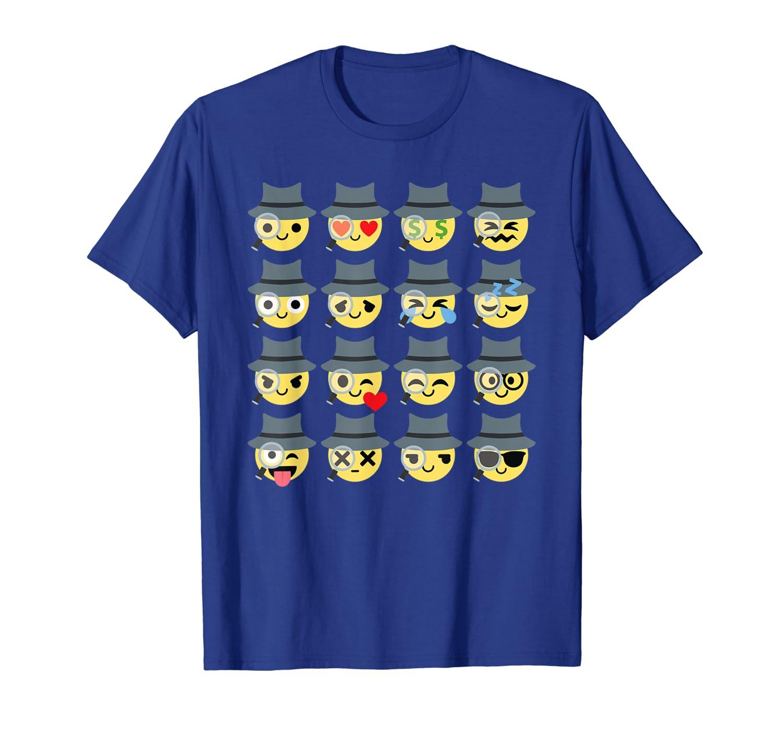 Detective Spy Shirt T-Shirt Undercover Tee-Loveshirt