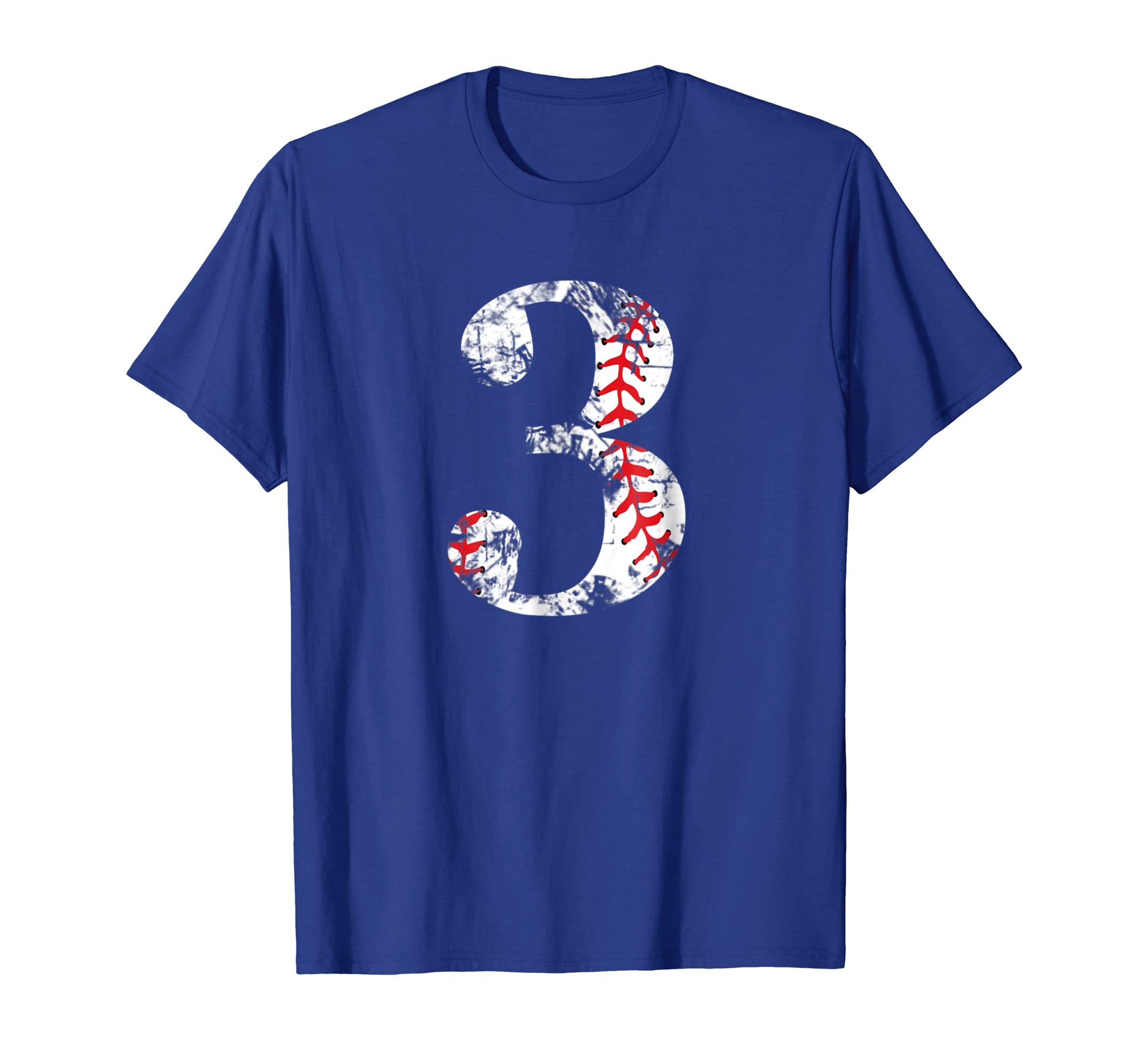 Amazon Third Birthday Baseball Fan T Shirt Clothing