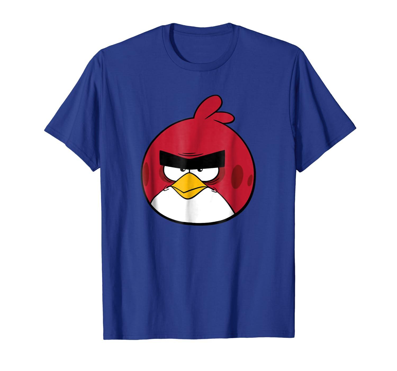 Angry Birds Grump Red T-Shirt-Yolotee
