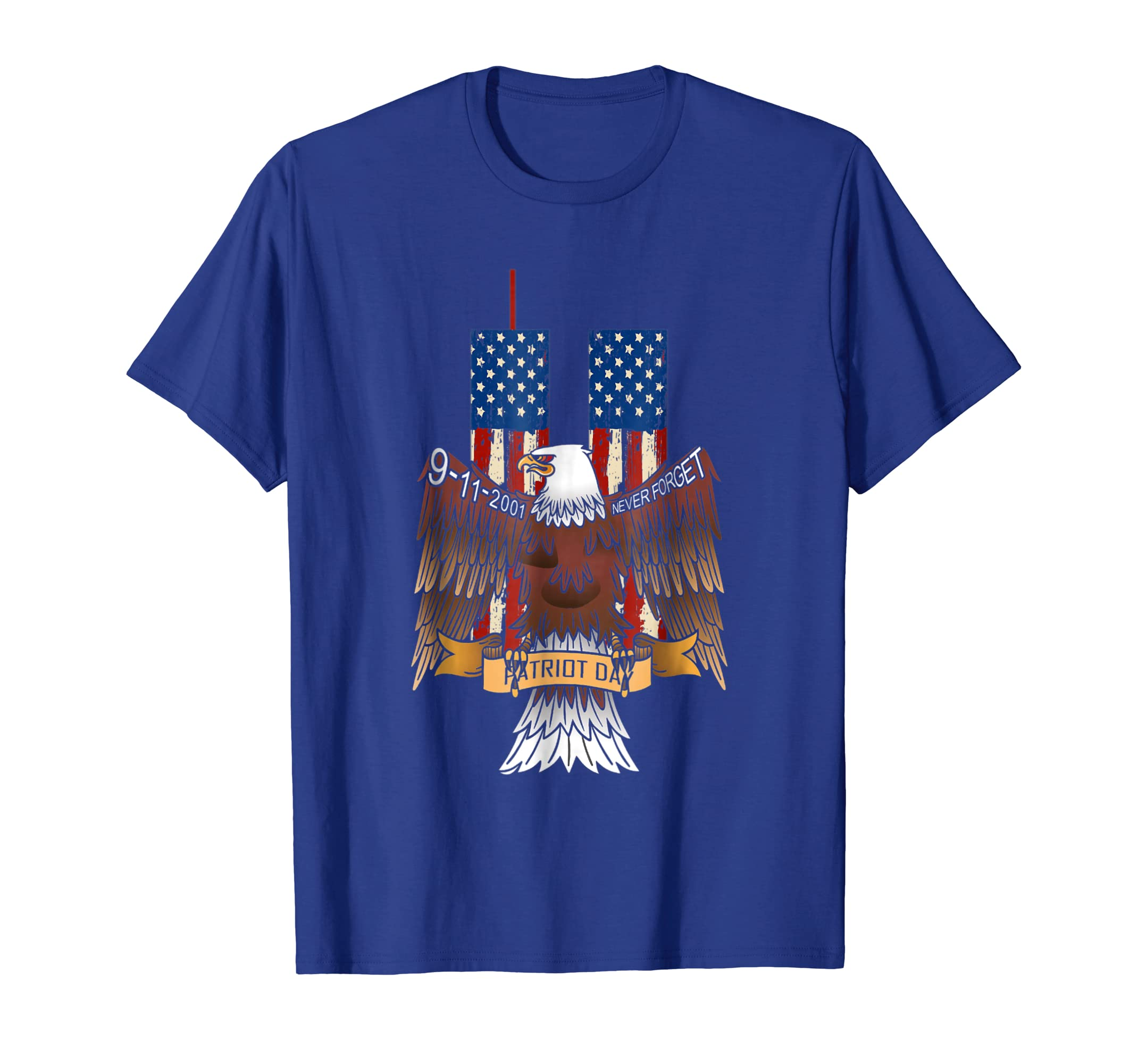 9 11 T Shirt Never Forget Patriot Day T Shirt-anz