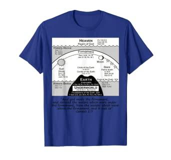9b5c74a6 Image Unavailable. Image not available for. Color: Flat earth t-shirt