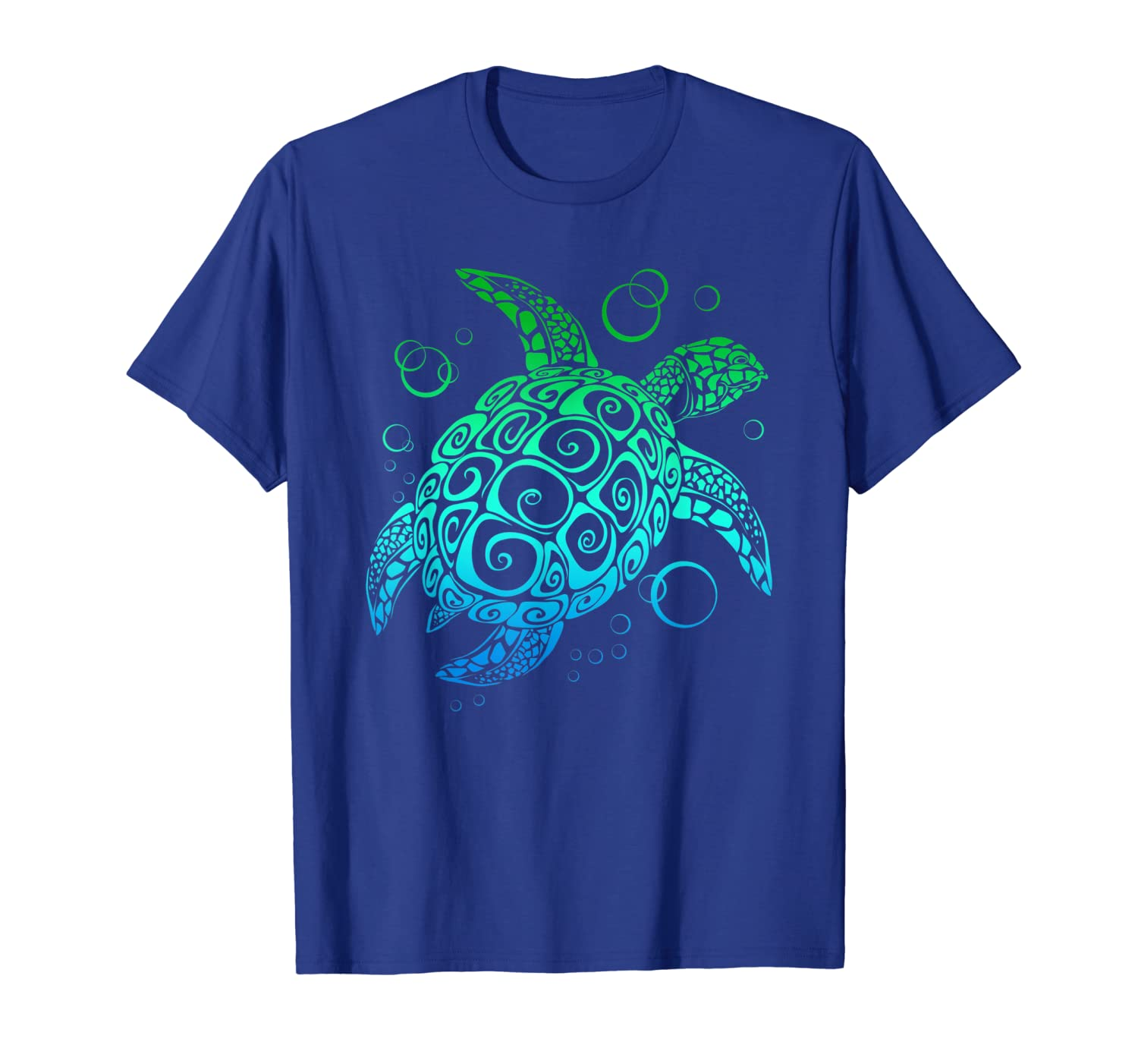 Sea Turtle Hawaiian Honu Shirt-Loveshirt